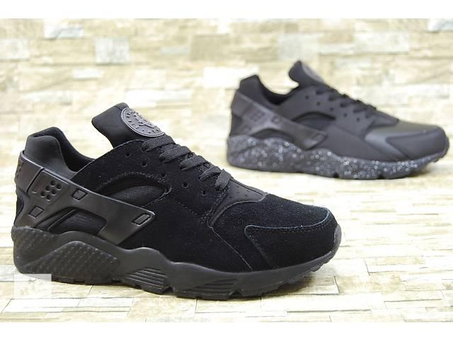 купить бу Nike Huarache мужские кроссовки Найк Хуарачи Натуральная кожа в Киеве