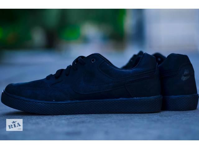 Nike SB (black and blue)- объявление о продаже  в Кривом Роге (Днепропетровской обл.)