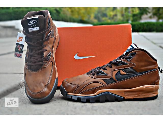 Nike Winter 2016 Brown (ЗИМА)- объявление о продаже  в Кривом Роге