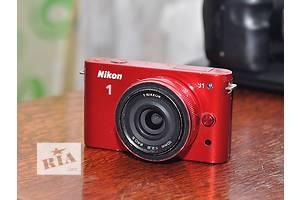 б/у Фотоаппараты, фототехника Nikon 1 J1