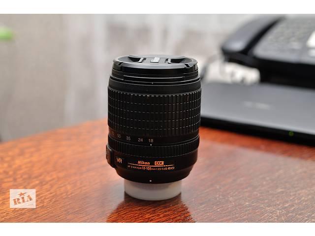 продам Nikon 18-105 1:3.5-5.6G VR бу в Ровно