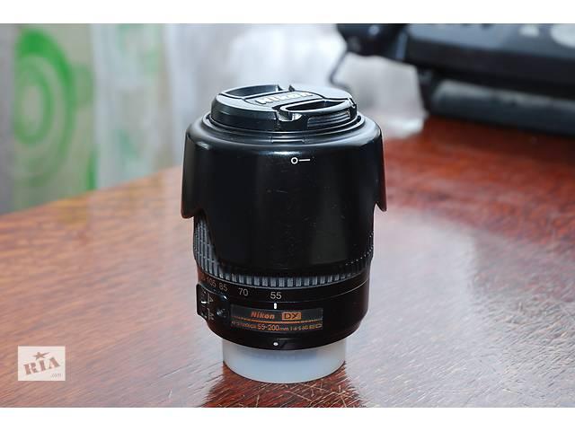 продам Nikon 55-200 бу в Ровно