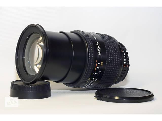 продам Nikon AF Nikkor 28-200mm 1:3.5-5.6D бу в Новограде-Волынском