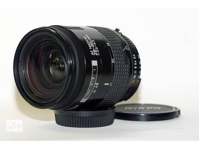 продам Nikon Af Nikkor 28-85mm f/3.5-4.5  бу в Новограде-Волынском