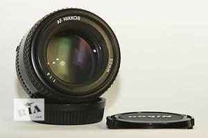 Цифровые объективы Nikon