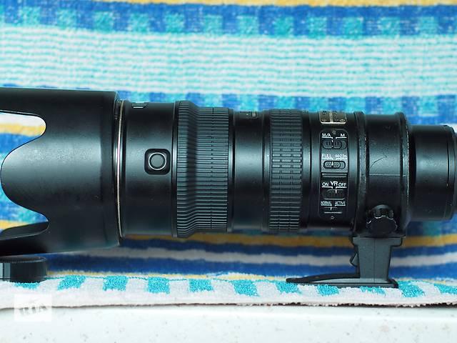 Nikon Af-s 70-200 f2.8G ED VR- объявление о продаже  в Киеве