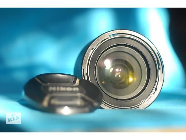 Nikon AF-S Nikkor 18-135 mm 3,5-5,6 G ED. Полный комплект.- объявление о продаже  в Боровой
