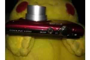 б/у Цифровые фотоаппараты Nikon CoolPix S2500