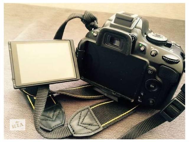 продам Nikon D5100 бу в Кременчуге