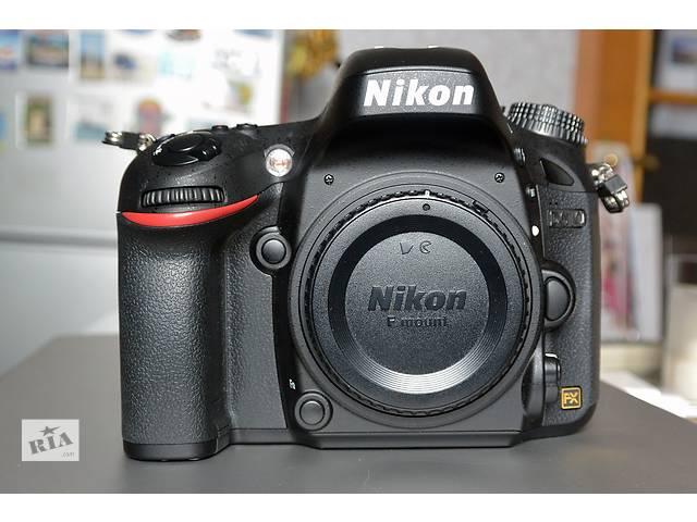 купить бу Nikon D610 body в Одессе