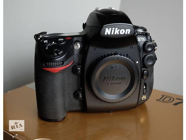 бу Nikon D700 body в Киеве
