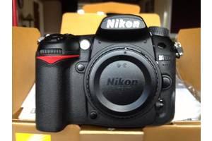 Новые Зеркальные фотоаппараты Nikon D7000