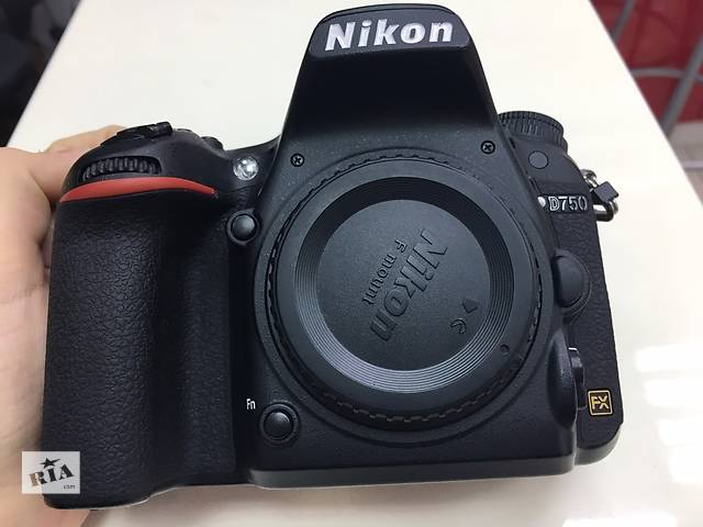Nikon D750 body- объявление о продаже  в Одессе