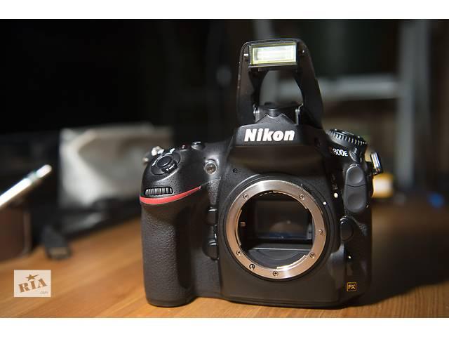 продам Nikon D800E body бу в Киеве