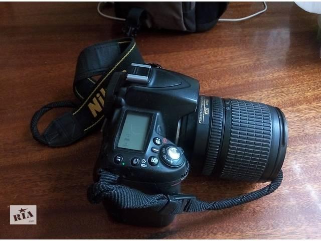 бу Nikon D90 18-105 kit в Виннице
