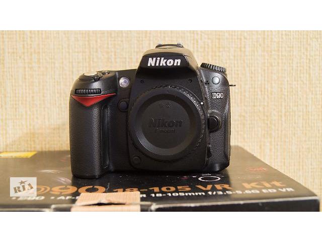 купить бу Nikon D90 body ! Состояние нового ! 6к в Бердянске