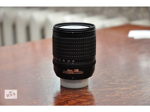 бу Nikon DX AF-S Nikkor 18-135 1:3.5-5.6G ED в Ровно