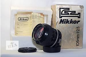 Портретные объективы Nikon