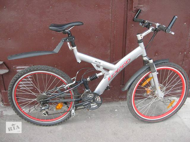 Німецький велосипед Lizard- объявление о продаже  в Киеве