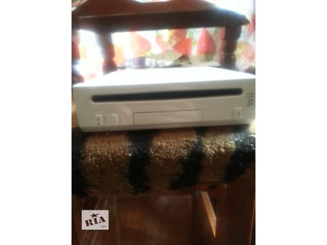 бу Nintendo Wii прошитая в Кривом Роге (Днепропетровской обл.)