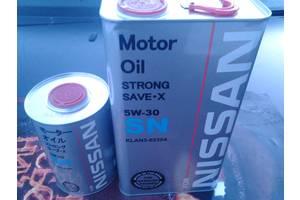 Новые Масла моторные Nissan