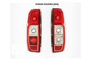 Новые Фонари задние Nissan Navara