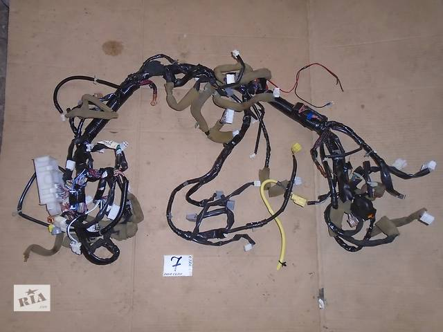проводка nissan x-trail t30