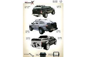 Nissan NP300, тюнинг, кунги, аксессуары..