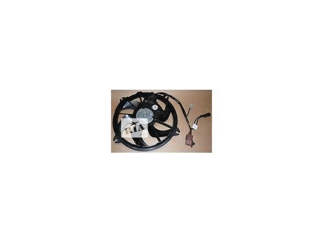 купить бу нновый Система охлаждения Вентилятор осн радиатора  Peugeot 407 citroen C5 C6 2.0 HDi 3.0 V6 2004/09 - 2008/02 - O в Луцке
