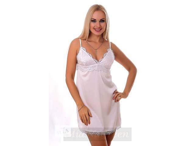 продам Ночная рубашка с французским кружевом, пеньюар Н010х бу в Харькове