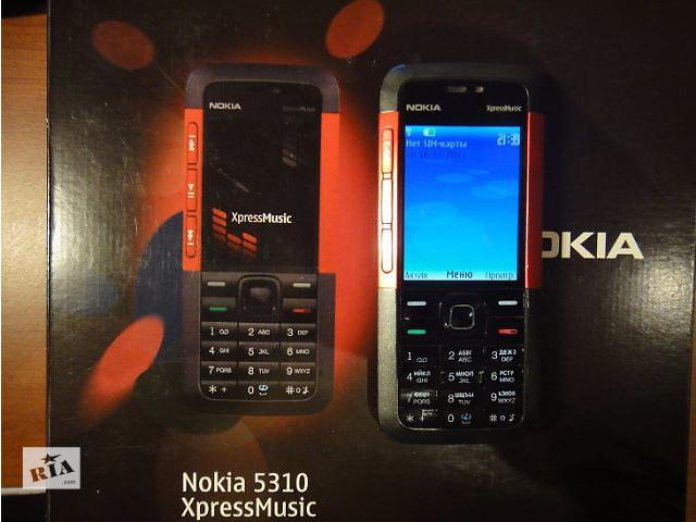 продам Nokia 5310 XpressMusic оригинал бу в Киеве