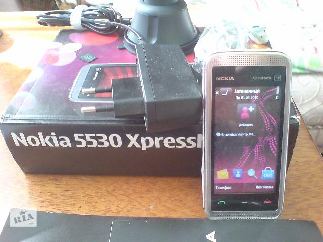 бу Nokia 5530 Xpress Music Оригинал в Киеве