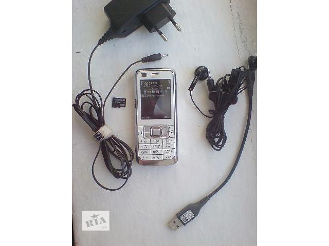 бу Nokia 6120 XpressMusic оригинал в Киеве