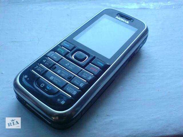 купить бу Nokia 6233 XpressMusic оригинал в Киеве