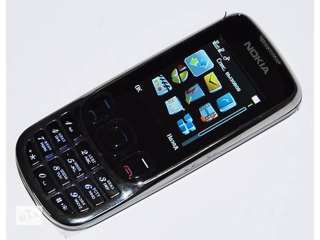 бу Nokia 6303 2 Sim в Харькове