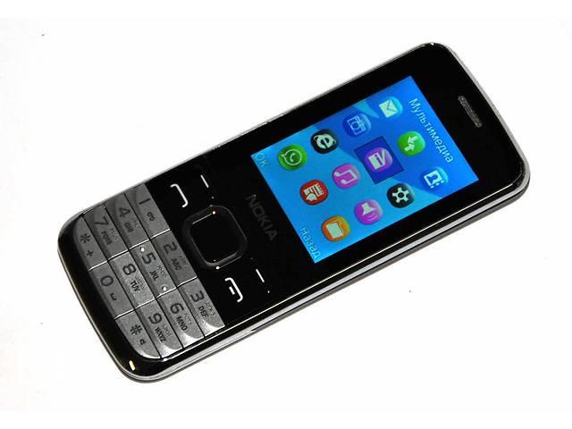 бу Nokia A6 -- 2 SIM, FM, MP3 в Киеве