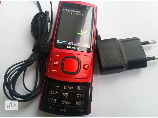 купить бу Nokia 6700 slide оригинал в Запорожье
