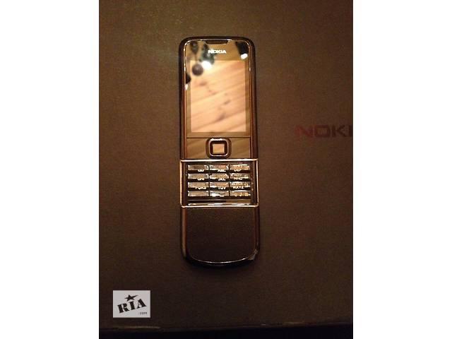 Nokia 8800 Sapphire Arte Black. Идеал!- объявление о продаже  в Ровно