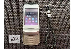 б/у Сенсорные мобильные телефоны Nokia Nokia C2-06 Touch and Type Dual SIM Graphite