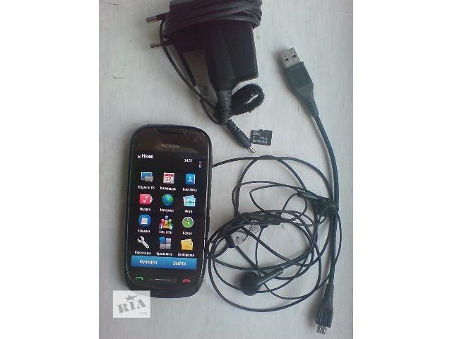 купить бу Nokia C7-оригинал в Киеве