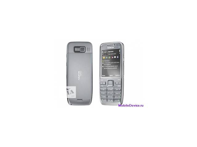 продам Nokia Е52 удобный телефон с гарантией! Оригинал! бу в Киеве