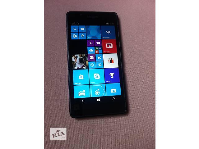 Nokia Lumia 540 Dual SIM. Хорошее Состояние. Полный комплект- объявление о продаже  в Василькове (Киевской обл.)