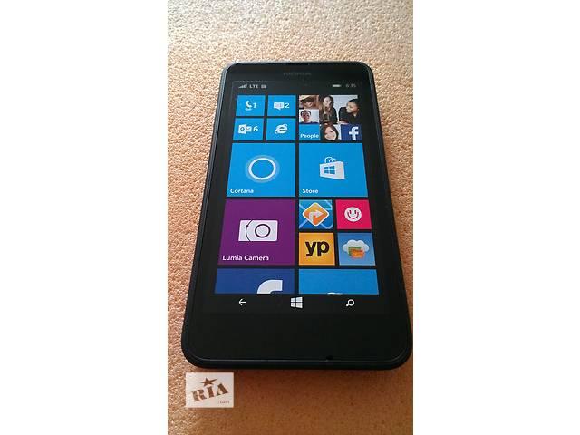 продам Nokia lumia 635 - оригинальный, новый. бу в Черновцах