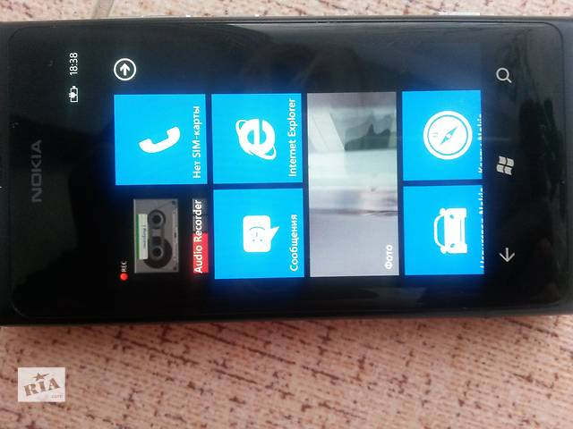 Nokia Lumia 800- объявление о продаже  в Львове