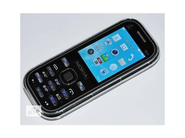 продам Nokia M65, батарея 2500!  бу в Киеве