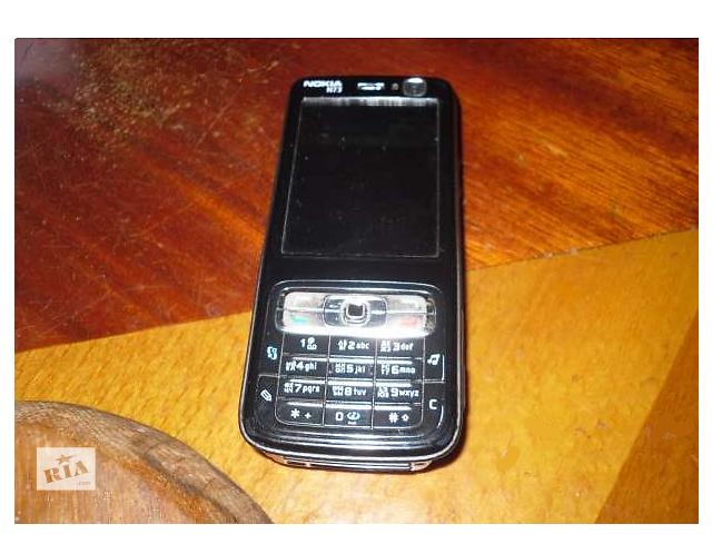 купить бу Nokia N73 XpressMusic оригинал в Киеве