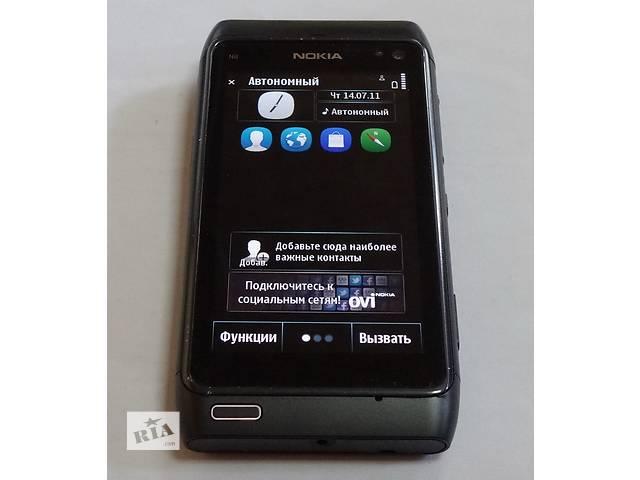 купить бу Nokia N8 Оригинал! 16gb 12mp в Киеве