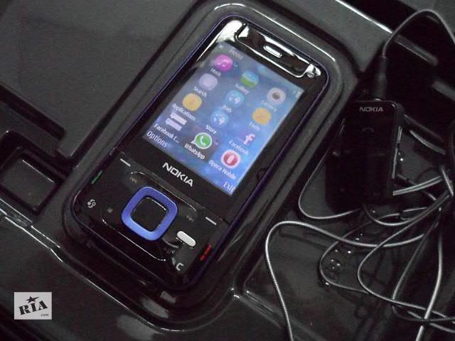 купить бу Nokia N81 оригинал в Киеве