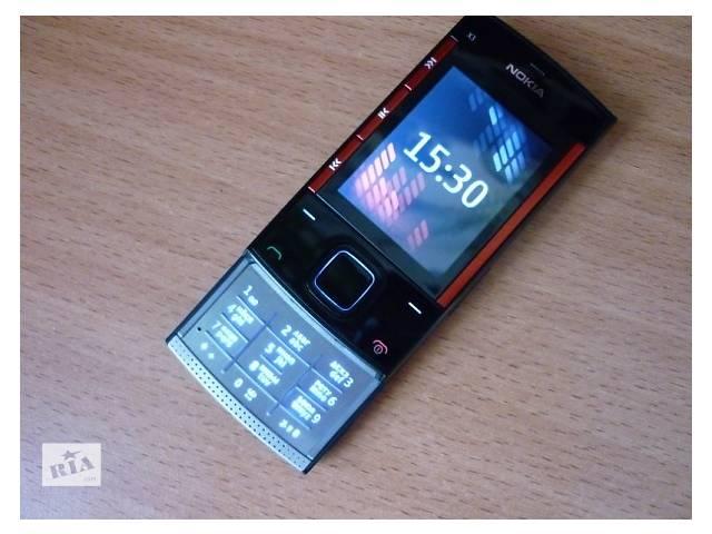 Nokia X3,оргинал- объявление о продаже  в Киеве
