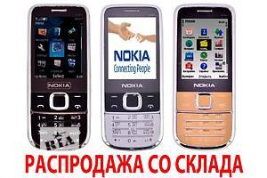 Nokia 2700C (2 sim). Новые телефоны со склада! Оплата на почте, после проверки! Гарантия 6 месяцев!